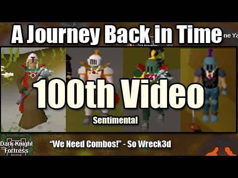 """Runescape: """"A Journey Back in Time""""   100th Video Special"""