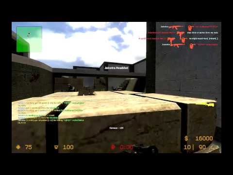 Counter-Strike Source #1 – Gun Game