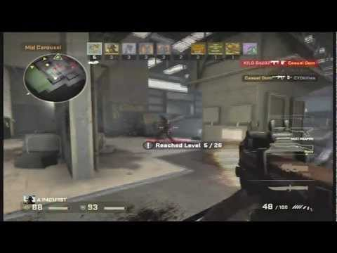 New Counter Strike! Global Offensive! Xbox 360 Edition! [Gameplay+Commentary+Short Review]