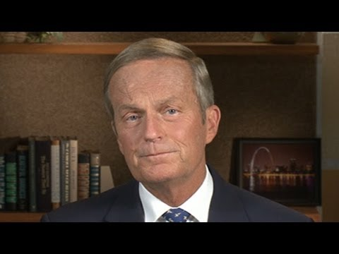 Republican Representative Todd Akin on Staying in Senate Race: 'Anything Could Happen'