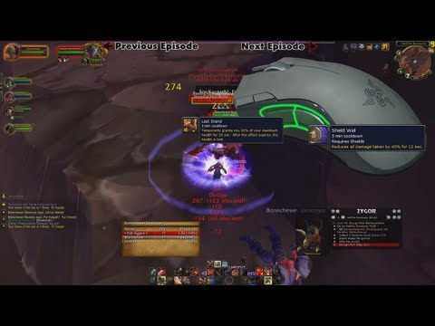 ★ World of Warcraft – Warrior Tank Guide – Ep4 Under Geared For Content, Survival And Threat