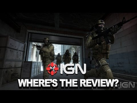 Where is the Counter-Strike: Global Offensive Review?