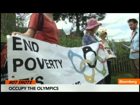 Occupy the Olympics, Wildebeests Lead Migration