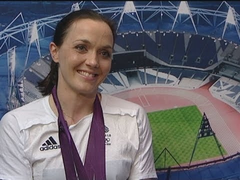 Victoria Pendleton bows out with silver at London 2012