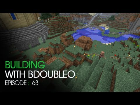Minecraft Building with BdoubleO – Episode 63 – For the children