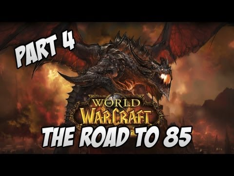➜ World Of Warcraft – The Road To 85 – Episode 4 – Questing Again!