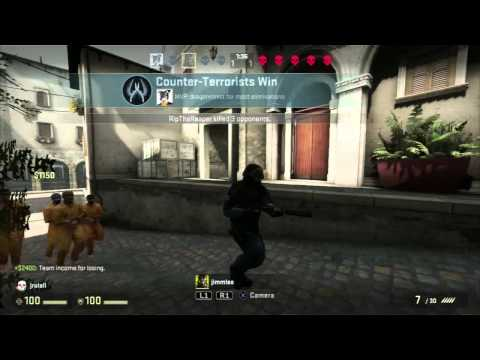 Papa Derp CAN'T Play Counterstrike [PS3] – Chronicles Of Noobspray
