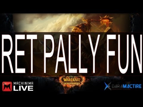 World Of Warcraft: Ret Paladin PvP With Strifium!