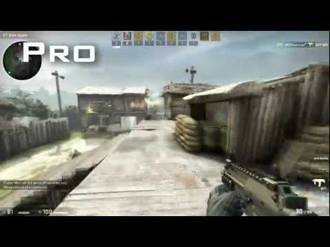 CounterStrike Global Offensive – Noob v Pro