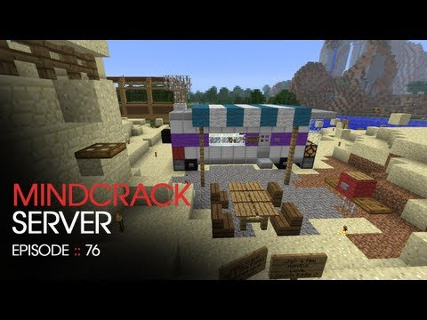 The Mindcrack Minecraft Server – Episode 76 – Cousin Genny