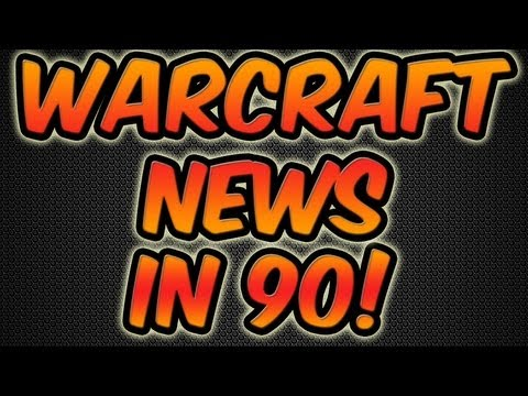 ♠ World of Warcraft News – in 90 WoW PvP Realm| Exp Double | 30k Arena Curse Tournament |