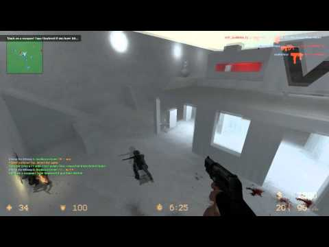 Counter-Strike Source w/ Gassy, Kootra, and Ze Royal Part 1 (Live Gameplay Commentary)