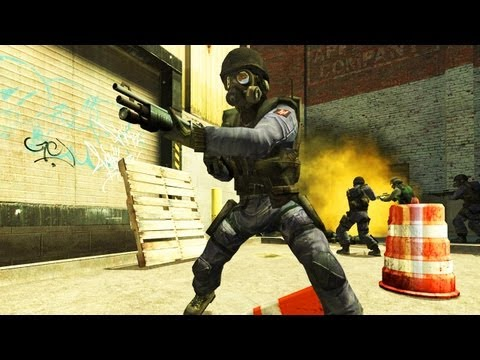 Counter-Strike: Global Offensive Open Beta and Interview with Valve's Chet Faliszek at PAX 2011
