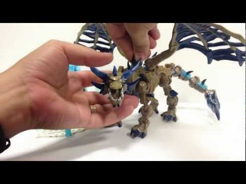 Warcraft Mega Bloks LICH KING with SINDRAGOSA