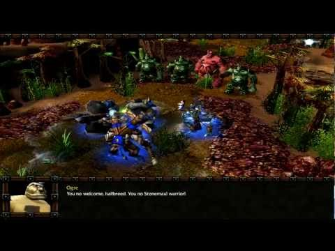 12 – The story of Warcraft III (The Frozen Throne) – The Founding of Durotar HD