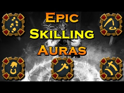 Skilling Auras Review – Runescape Members Loyalty Program