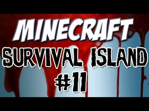 "Minecraft – ""Survival Island"" Part 11: Up and away!"