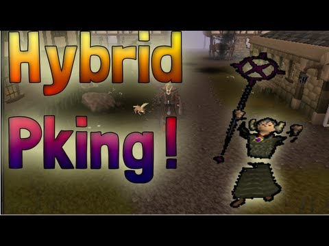 Pk K1n9 5 Runescape Hybrid Pking With Commentary 2012