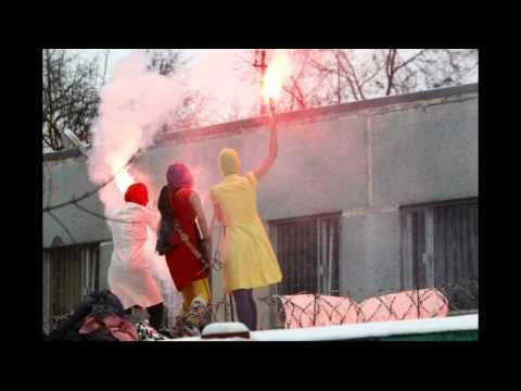 Pussy Riot release new song 'Putin Lights Up The Fires'