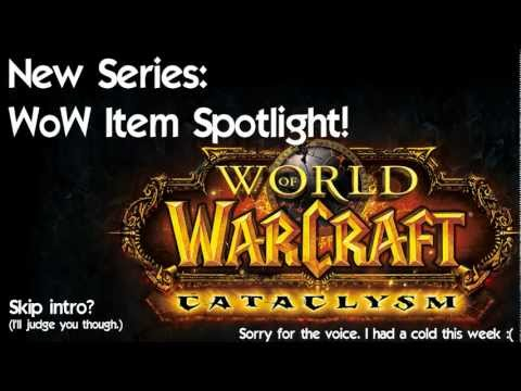 ★ World of Warcraft – Item Spotlight- Ep. 1 ▶ Totem of Spirits! – ft. Syrup