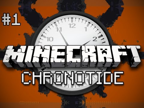 Minecraft: Chronotide Part 1 – Jenkins (Adventure Map)