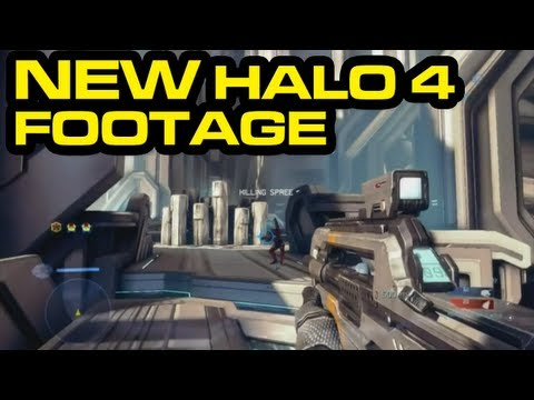 Halo 4 News – New Footage, Release Date, Conan Easter Egg, Sparkast