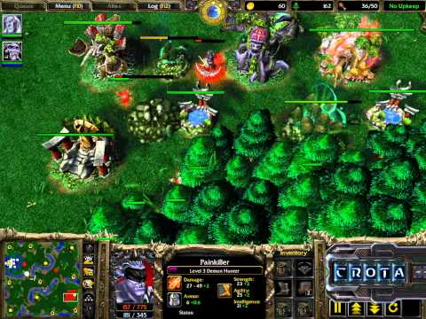 Moon (NE) vs Lucifer (UD) – G1 – WarCraft 3 – WC####