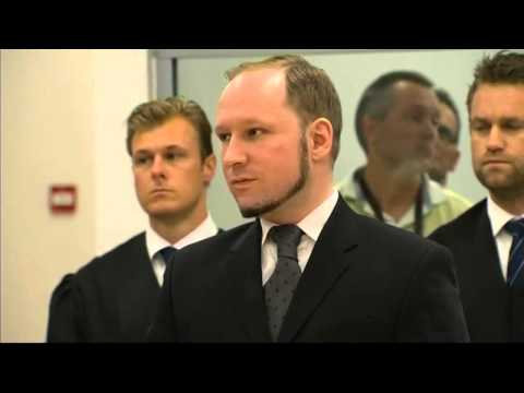 Anders Breivik declared sane and sentenced for deadly Norway attacks