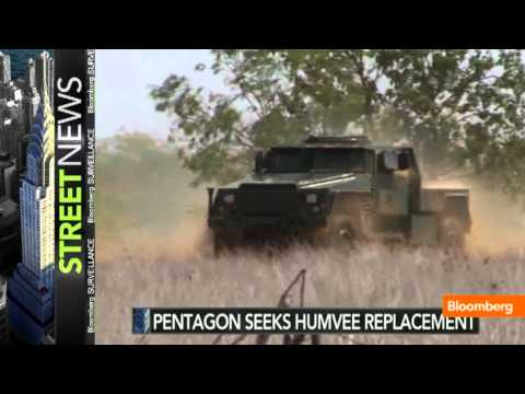 US Army Looks to Replace the Humvee