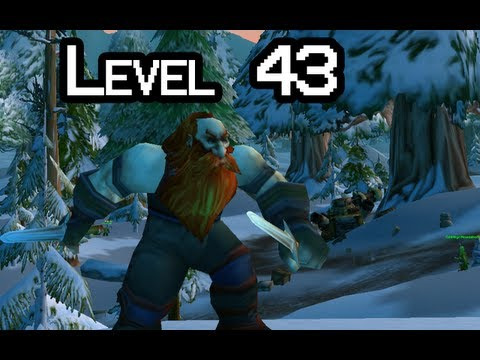 Let's Play WoW with Nilesy – Level 43 (World of Warcraft Gameplay/Commentary/Lets Play)