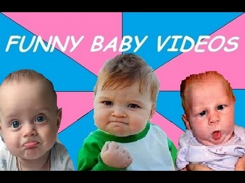 FUNNY BABY VIDEOS PART 12
