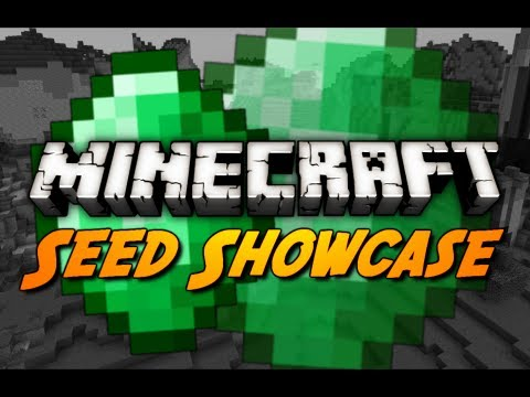 "Minecraft Seeds – ""Emeralds"" (1.3 Seed Showcase)"