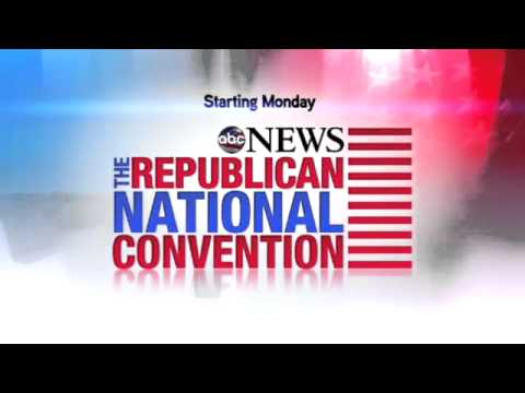 The ABC News Republican National Convention Live Stream
