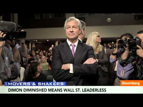 With Dimon Diminished, Who Leads Regulation Fight?