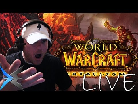 World Of Warcraft Livestream | Lighter Side of Gaming | Battlegrounds | Cast #3