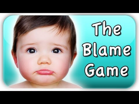 The Blame Game (The Baby Book)