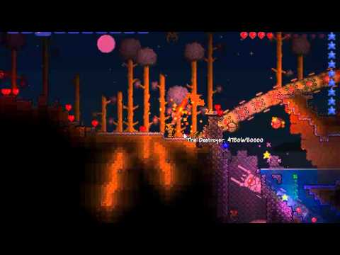 Terraria – the destroyer