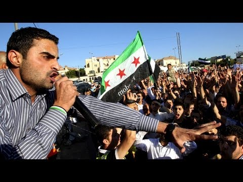 Mosaic News – 08/22/12: Syrian Refugees Fear for Their Country as Revolt Turns into Proxy War