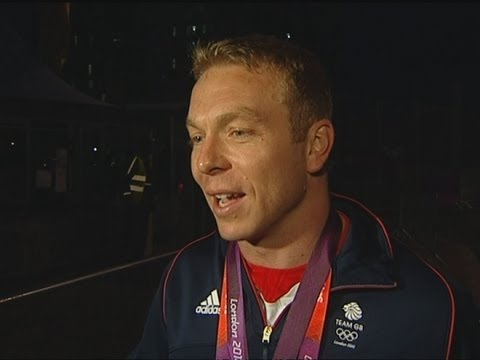 London 2012: Sir Chris Hoy talks of his historic sixth Olympic gold win