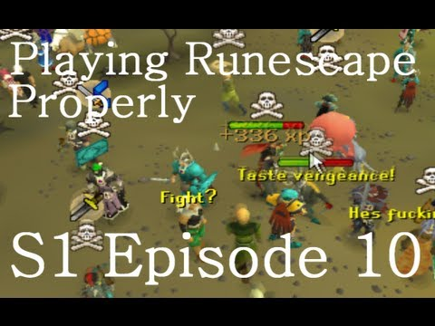Playing Runescape Properly | S1E10