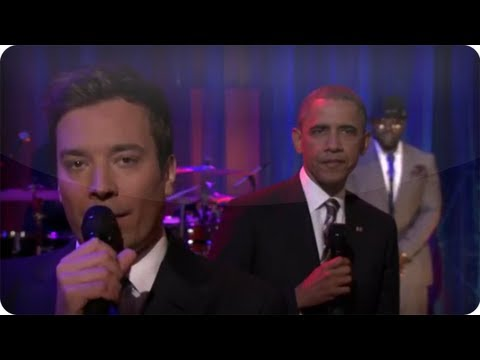 Jimmy Fallon – Slow Jam The News with Barack Obama: Late Night with Jimmy Fallon