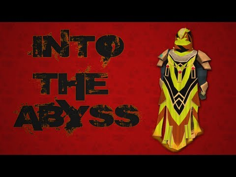 RuneScape Desecrator – Completionist Challenge – Into The Abyss 11