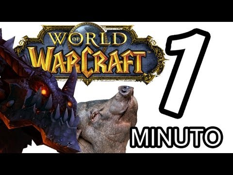 World of Warcraft en 1 minuto