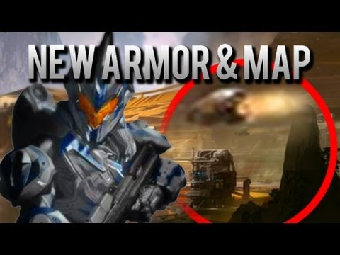 Halo 4 News – Achievements, Pax Prime, New Map, Armor & Season Pass!