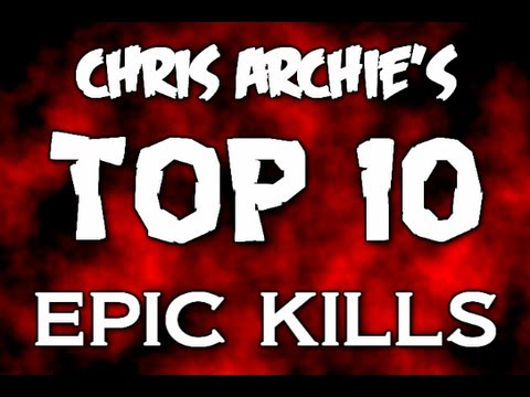 Runescape Chris Archie's Top 10 Epic Kills! – Week 43
