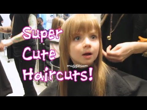 SUPER CUTE HAIRCUTS