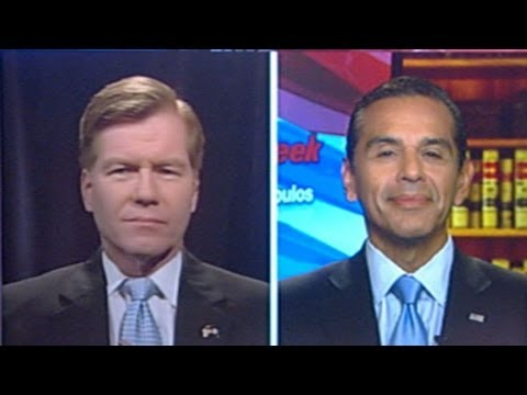 Bob McDonnell and Antonio Villaraigosa 'This Week' Debate
