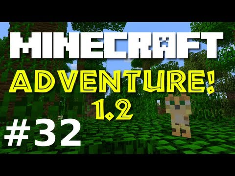 "Minecraft Adventure E32 ""The Finish Line"" (Game-play/Commentary)"