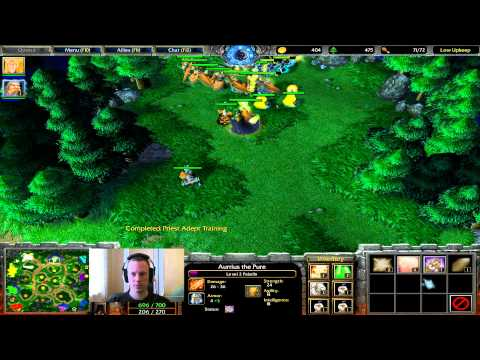 Warcraft 3 – RT 234 (4v4)