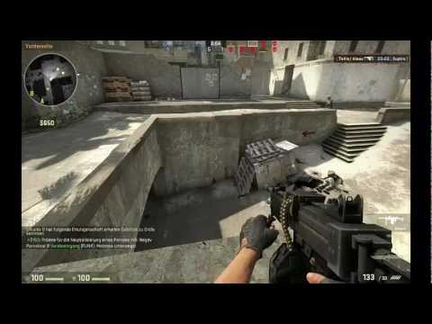 Let's Play Counterstrike Global Offensive #1: Man diese scheis noobs (ich selbst) :D